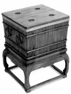 Деревянный холодильник династии Мин. Фото с epochtimes.com