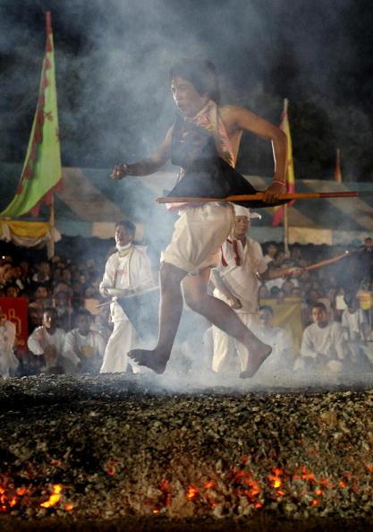 Вегетерианский фестиваль. Пхукет, Таиланд. Фото: Chumsak Kanoknan/Getty Image