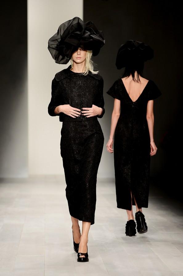 Лондонская неделя моды (London Fashion Week). Фото: Ian Gavan/Getty Images