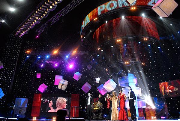 Церемония награждения премией «Человек года — 2009» прошла в Киеве 20 марта 2010 года. Фото: Владимир Бородин/The Epoch Times