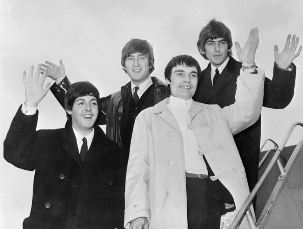 The Beatles (Бітлз). Фото: Getty Images
