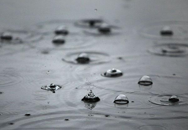 Дождь. Фото: Christopher Furlong/Getty Images