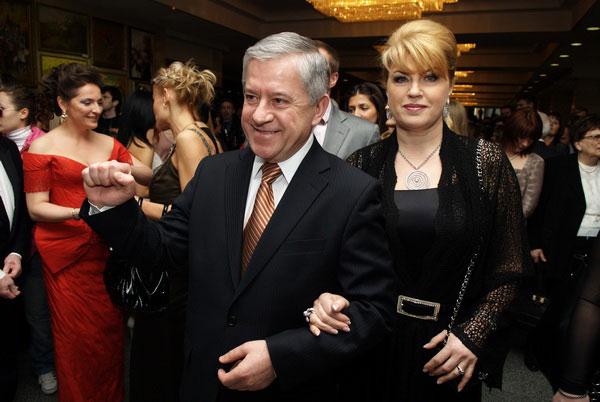Анатолий Кинах на награждении победителей общенациональной программы «Человек года 2008». Фото: Владимир Бородин/The Epoch Times