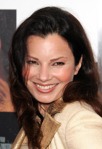 НЬЮ-ЙОРК: Актриса Фрэн Дрешер (Fran Drescher) посетила премьеру фильма «Сильное сердце», которая была представлена в 13 июня 2007 в Нью-Йорке. Фото: Evan Agostini/Getty Images