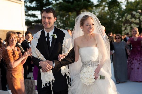 Весілля Челсі Клінтон. Фоторепортаж. Фото: Genevieve de Manio / Getty Images