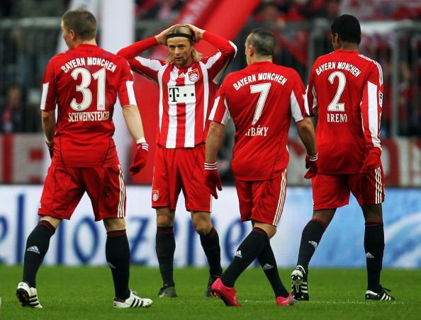 Бавария - Айнтрахт Фото: Alexandra Beier /Getty Images Sport