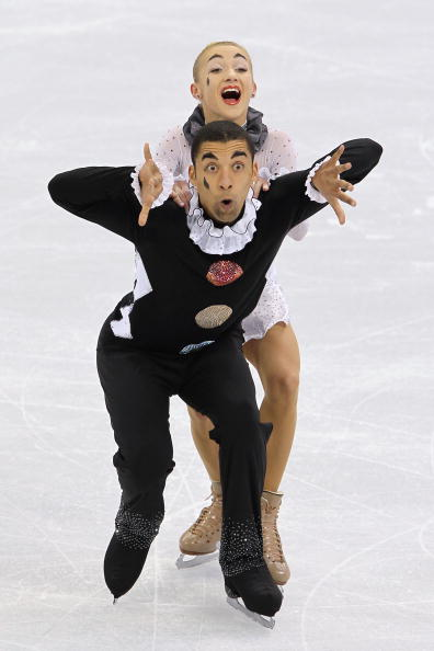Олимпийские игры в Ванкувере. Фото: AFP/Getty Images