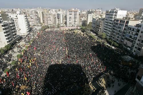 Мусульмане отмечают День Ашура. Фото: BEHROUZ MEHRI/AFP/Getty Images