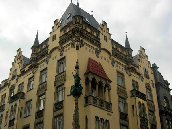 Старовинні вулички Праги. Фото: Алла Лавриненко/The Epoch Times Україна