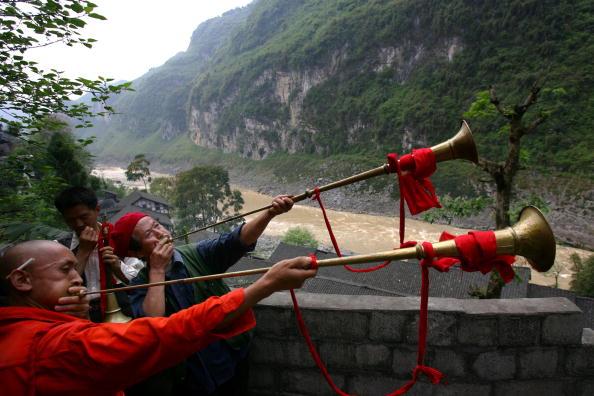 Свадебная церемония. Фото: China Photos/Getty Images