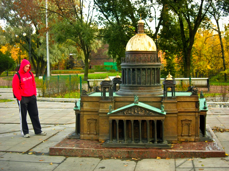 Ісаакіївський собор. Фото: Алла Лавриненко/The Epoch Times Україна
