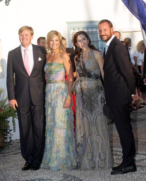 Гості на весіллі принца Греції Ніколаоса і Тетяни Блатнік. Фоторепортаж. Фото: Chris Jackson / Getty Images