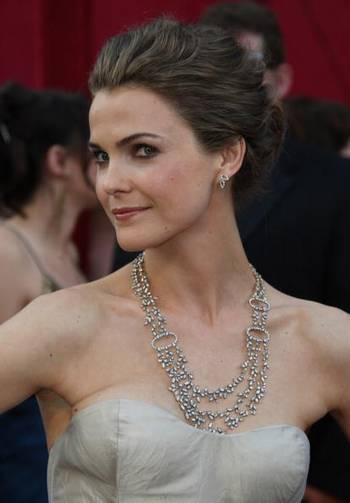 Кери Рассел (Kerry Russell) посетила церемонию вручения Премии Оскар в Голливуде Фото: STAN HONDA/AFP/Getty Images