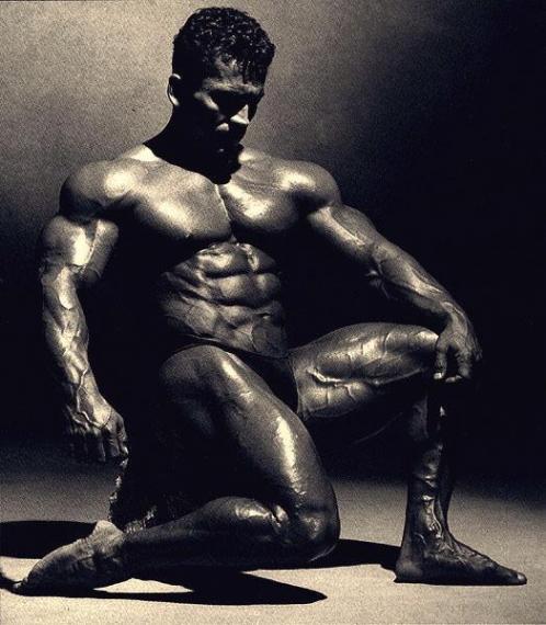Культуризм без стероидов — трудновыполнимая, но реальная задача. Ли Лабрада. Фото: max-body.ru