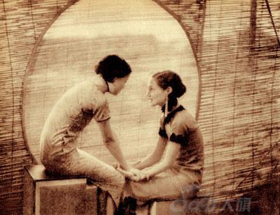 Две девушки из знатной семьи. Фото с epochtimes.com