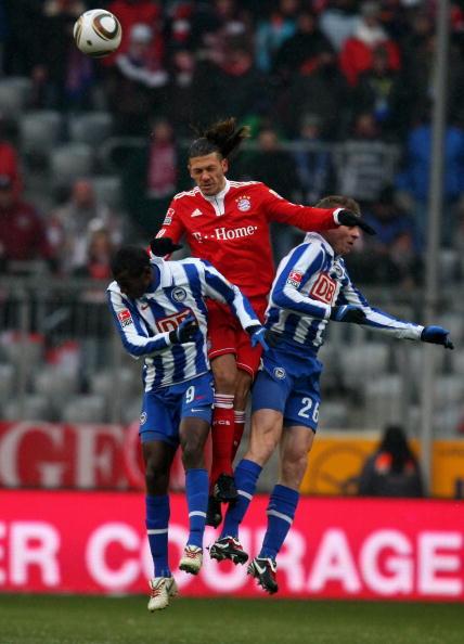 Бавария - Герта Фото: Alexander Hassenstein /Getty Images Sport