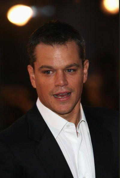 Мэтт Дэймон / Matt Damon. Фото: Getty Images