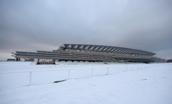 Снег покрыл большую часть юго-восточной Англии. Фото: Dan Kitwood/Getty Images