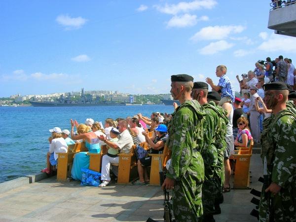 Морские пехотинцы. Фото: Алла Лавриненко/The Epoch Times Украина