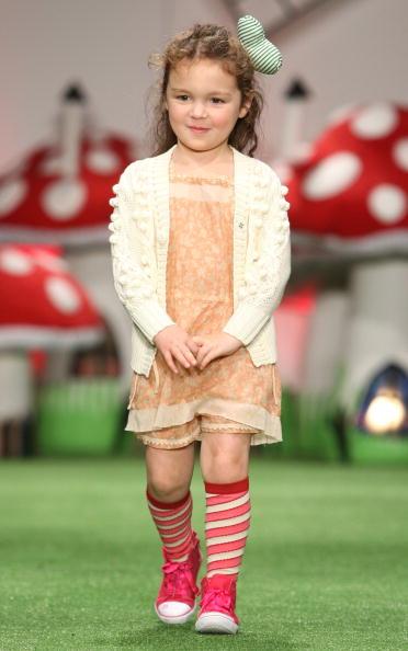Детская коллекция от Трелайз Купер в Новой Зеландии,Окленд.Фото Sandra Mu/Getty Images