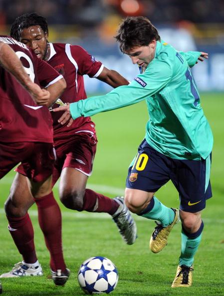 «Рубін» (Росія) - «Барселона» (Іспанія) Фото:ALEXANDER NEMENOV /Getty Images Sport