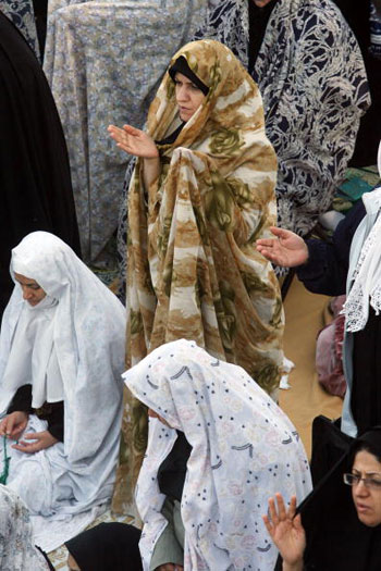 13 октября мусульмане отметили праздник Eid Al-Fitr, который для них знаменует окончание Рамадана. Фото: Majid/Getty Images
