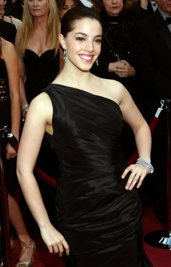 Актриса Оливия Тирлби (Olivia Thirlby) посетила церемонию вручения Премии Оскар в Голливуде Фото: Frederick M. Brown/Getty Images