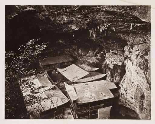 Город Фучжоу. 1860 год. Фото: Теодор Джонс