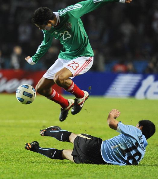 Уругвай – Мексика Фото: Getty Images Sport