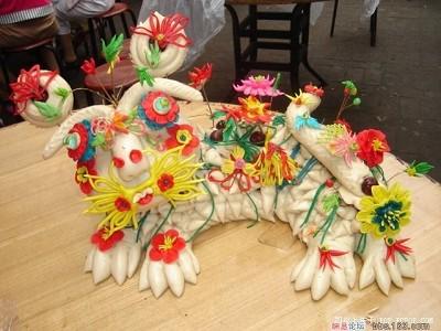 Настоящие китайские пампушки. Фото из интернета