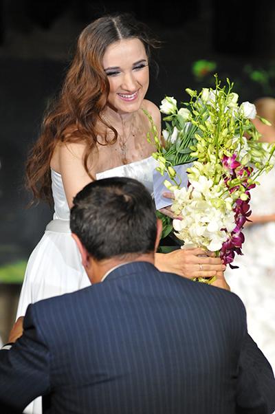 Титул Невеста года в Украине-2010 получила киевлянка Наталья Рокитская. Фото: Владимир Бородин/The Epoch Times Украина