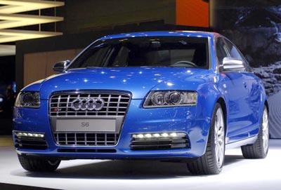 Нова Ауді (Audi S6). Фото: STAN HONDA/AFP/Getty Images