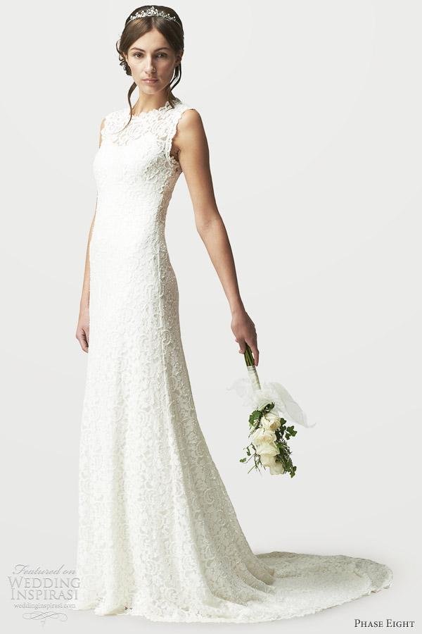 Свадебная коллекция от Phase Eight. Фото: weddinginspirasi.com