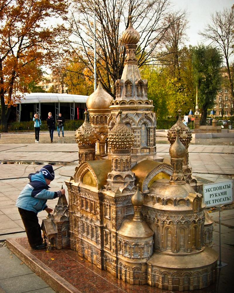 Храм Спаса на Крови. Фото: Алла Лавриненко/The Epoch Times Украина