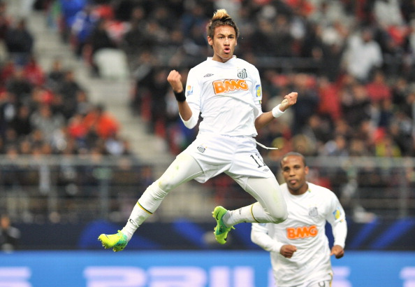 Клубный чемпионат мира: Сантос выходит в финал. Фото: Getty Images Sport