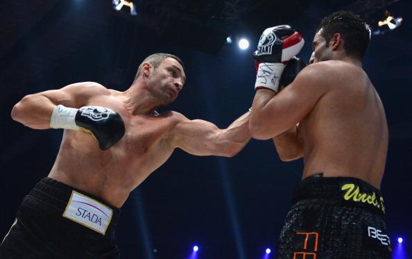 Виталий Кличко - Мануэль Чарр Фото: Lars Baron /Getty Images Sport