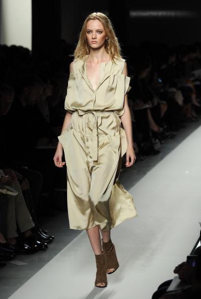 Презентация Коллекции Bottega Veneta Весна / Лето 2011 в Милане. Фото Tullio M. Puglia/Getty Images