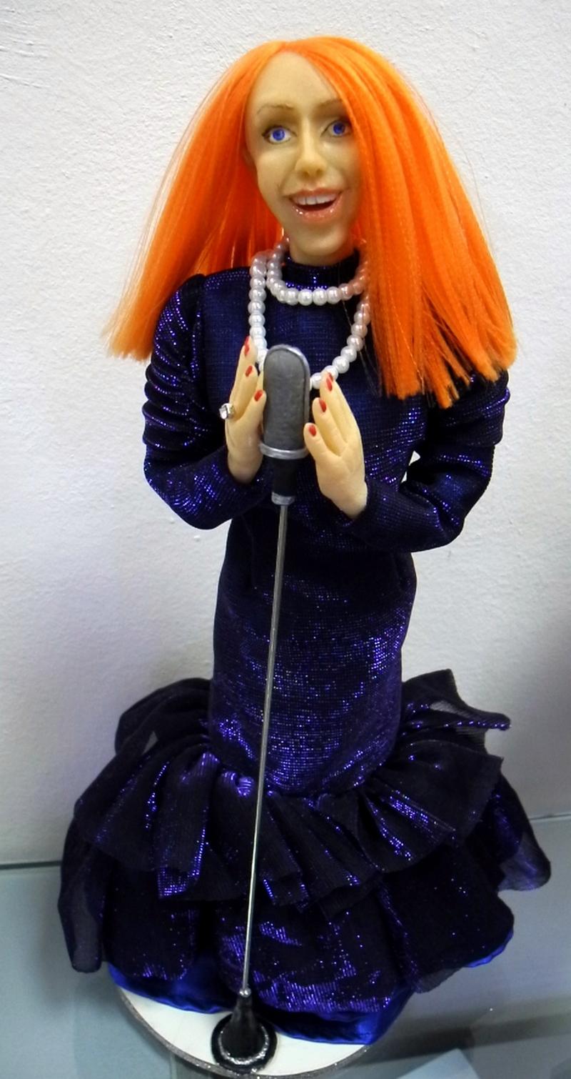 Кукла, автор И.Мушка. Фото: Алла Лавриненко/The Epoch Times Украина