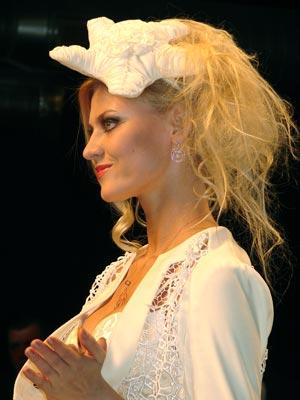 Голда Виноградська для ТМ Jolie Dame. Фото: Олена Балакіна/Велика Епоха