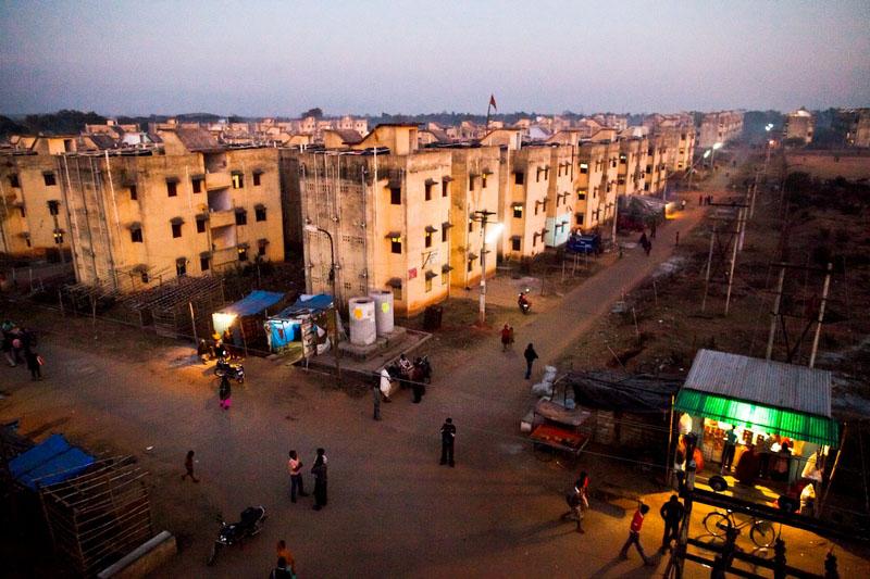 Белгария — город переселенцев. Фото: Daniel Berehulak/Getty Images