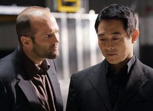 В главных ролях снялись звёзды кино такие как: Джет Ли, Джейсон Стэтэм. Фото: war2007.ru