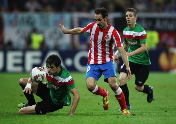 «Атлетико» — «Атлетик» Фото: Michael Regan, Alex Grimm, Shaun Botterill /Getty Images Sport