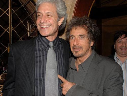 Рик Никита и Аль Пачино. Фото:  Stephen Shugerman/Getty Images
