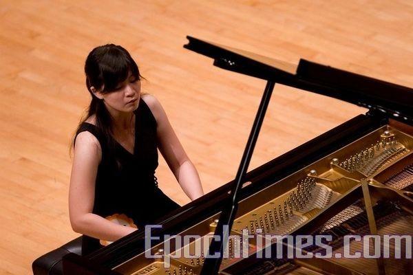 Конкурсанты «Всемирного конкурса китайских пианистов». 22 августа. Тайвань. Фото: Ли Яонин/ The Epoch Times