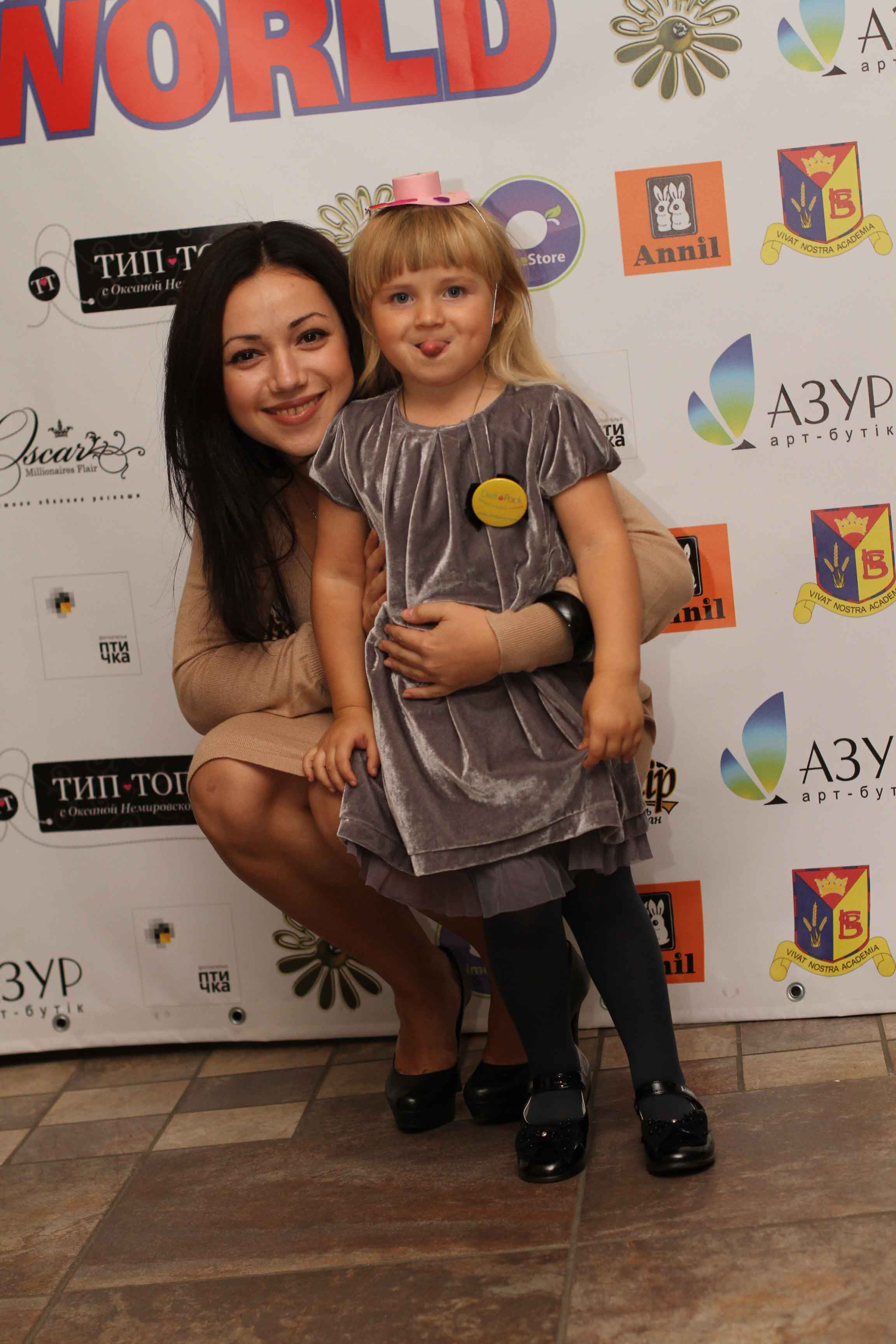 Показ мод Baby Fashion World 2011, Днепропетровск. Фото: Юрий Раковский