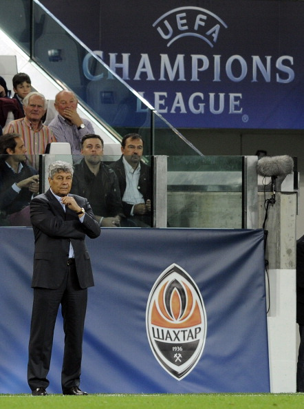 Ювентус - Шахтар Фото: Claudio Villa /Getty Images Sport