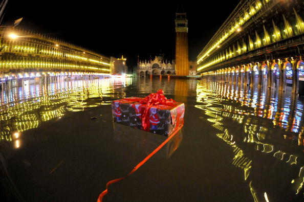 Венеция. Фото: Sabadin/AFP/Getty Images