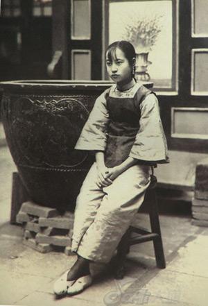 Работница в пекинской богатой семье. Фото с epochtimes.com