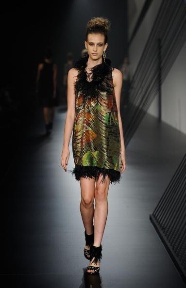 В Мельбурне состоялся фестиваль моды L'Oreal. Фото: Getty Images