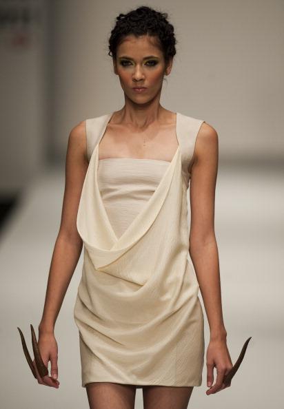 Презентація колекції від Toni Francesc на Тижні моди Mercedes-benz у Мехіко. Фото ALFREDO Estrella/afp/getty Images